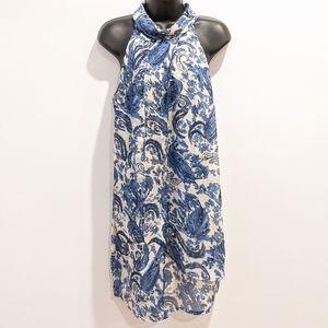 Sfera alter top sleeveless dress small